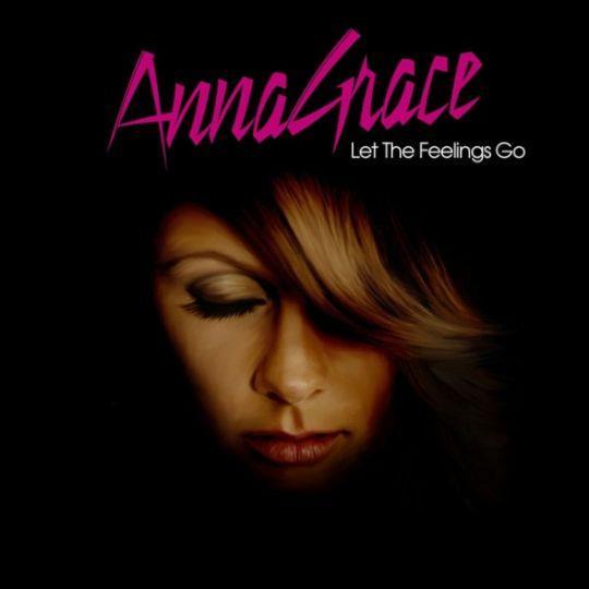 Coverafbeelding AnnaGrace - let the feelings go