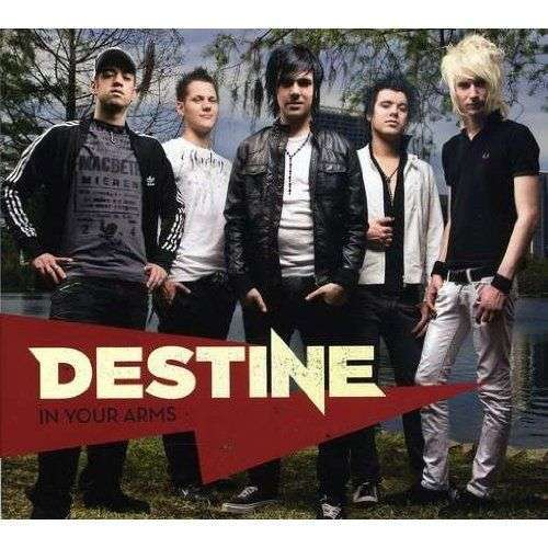 Coverafbeelding In Your Arms - Destine