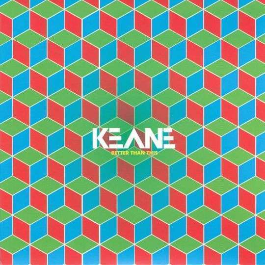 Coverafbeelding Better Than This - Keane