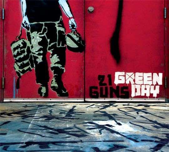 Coverafbeelding 21 Guns - Green Day
