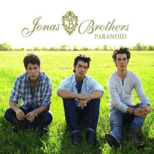 Coverafbeelding Paranoid - Jonas Brothers