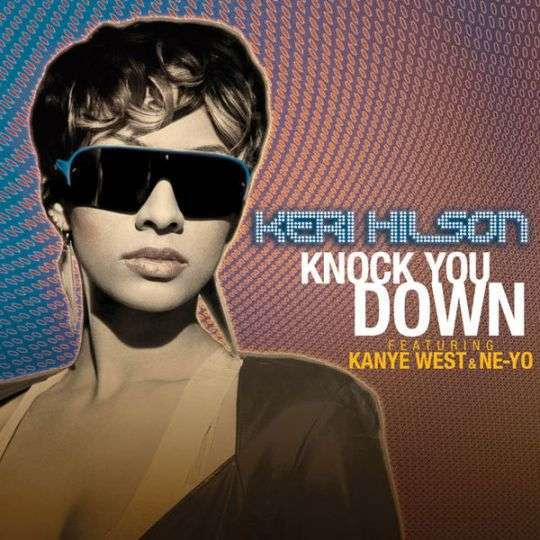 Coverafbeelding Knock You Down - Keri Hilson Featuring Kanye West & Ne-Yo