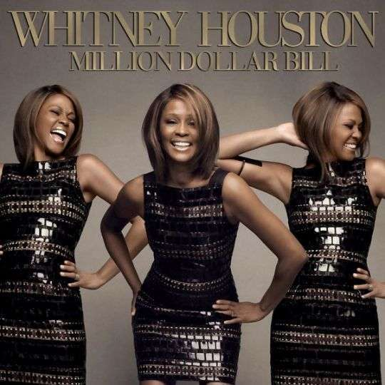 Coverafbeelding Whitney Houston - Million dollar bill