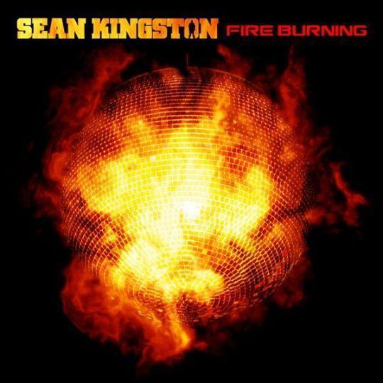 Coverafbeelding Fire Burning - Sean Kingston