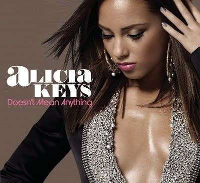 Coverafbeelding Doesn't Mean Anything - Alicia Keys