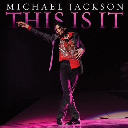 Coverafbeelding Michael Jackson - This is it