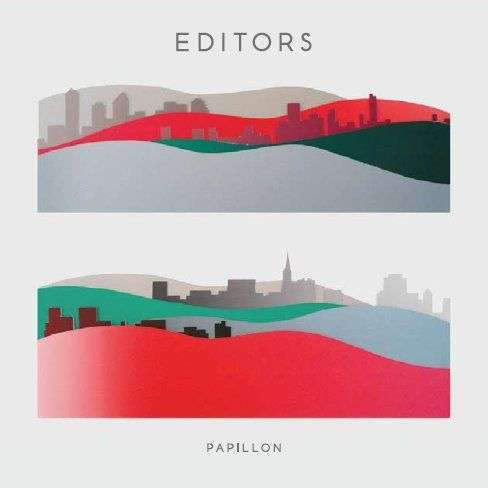 Coverafbeelding Papillon - Editors