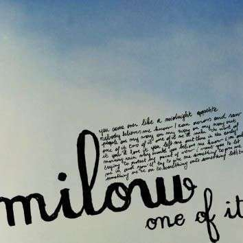 Coverafbeelding One Of It - Milow