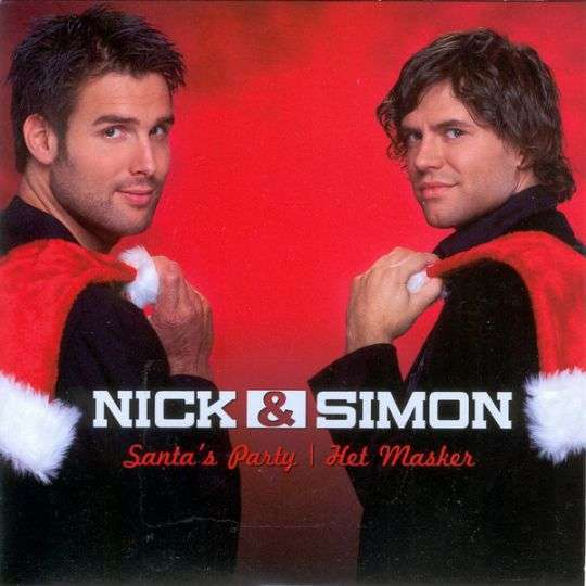 Coverafbeelding Het Masker/ Santa's Party - Nick & Simon