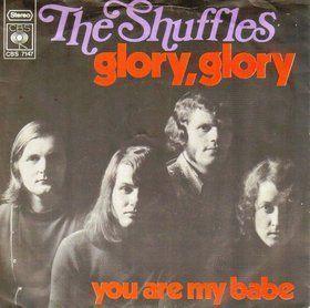 Coverafbeelding Glory, Glory - The Shuffles