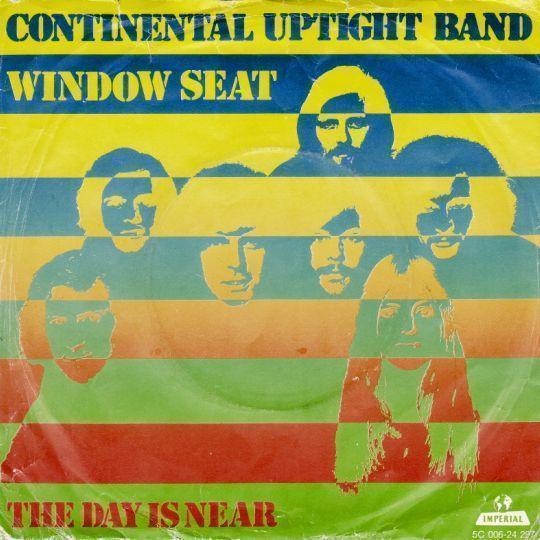 Coverafbeelding Window Seat - Continental Uptight Band
