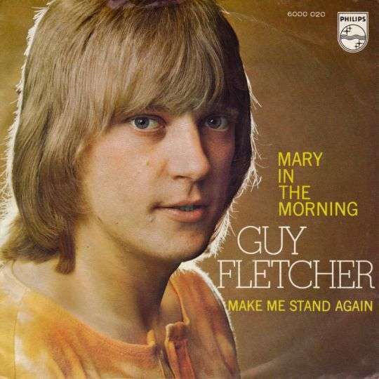 Coverafbeelding Guy Fletcher - Mary In The Morning