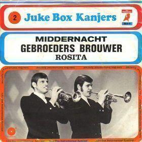 Coverafbeelding Gebroeders Brouwer - Middernacht