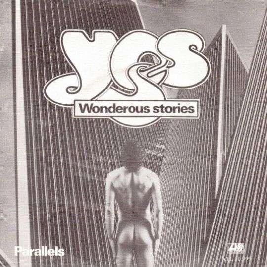 Coverafbeelding Wonderous Stories - Yes
