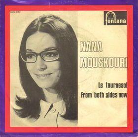Coverafbeelding Le Tournesol - Nana Mouskouri