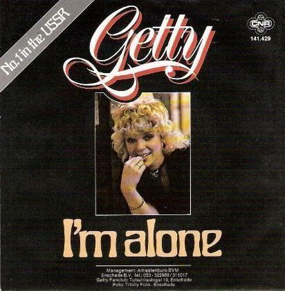 Coverafbeelding Getty - I'm Alone