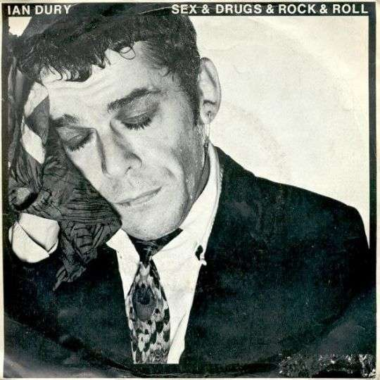 Coverafbeelding Sex & Drugs & Rock & Roll - Ian Dury