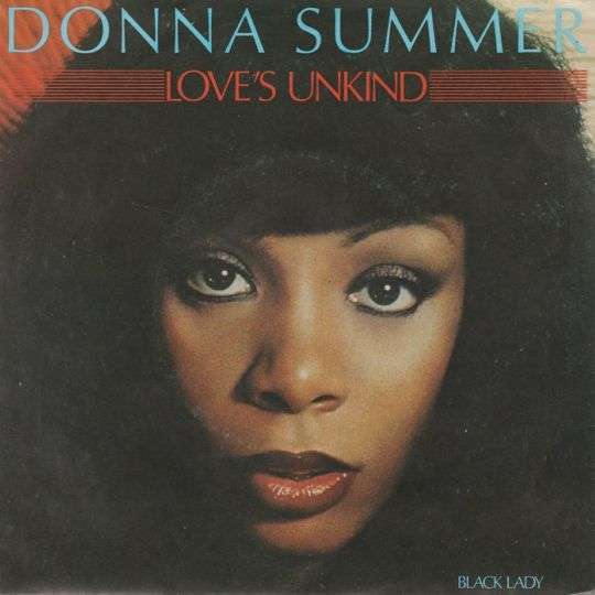 Coverafbeelding Love's Unkind - Donna Summer