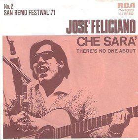 Coverafbeelding Che Sará - José Feliciano