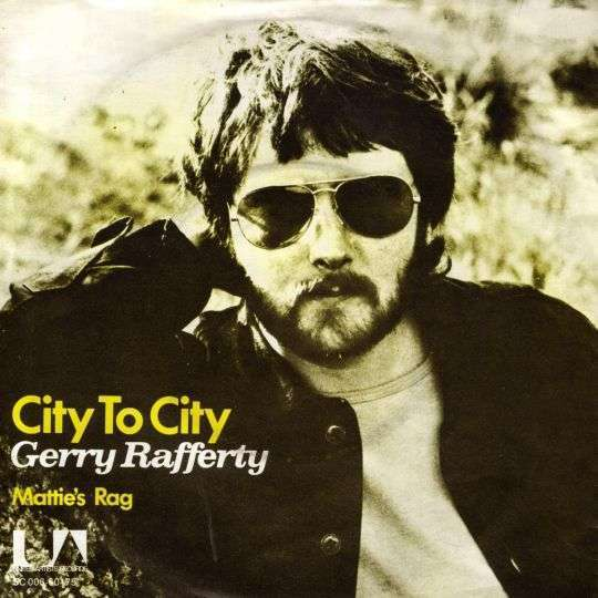 Coverafbeelding City To City - Gerry Rafferty