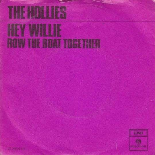 Coverafbeelding The Hollies - Hey Willie