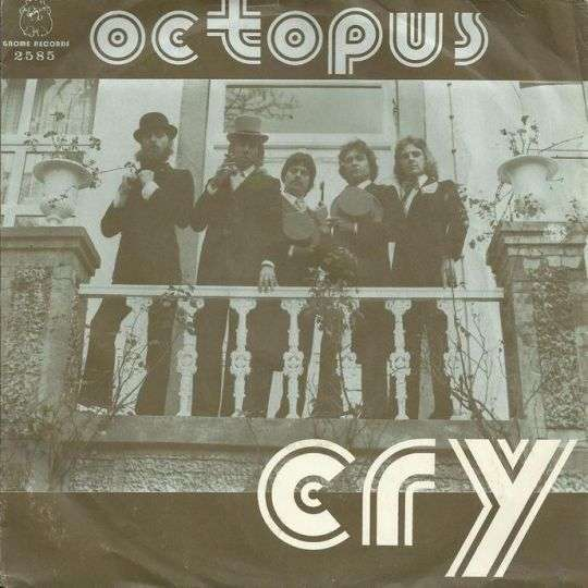 Coverafbeelding Cry - Octopus