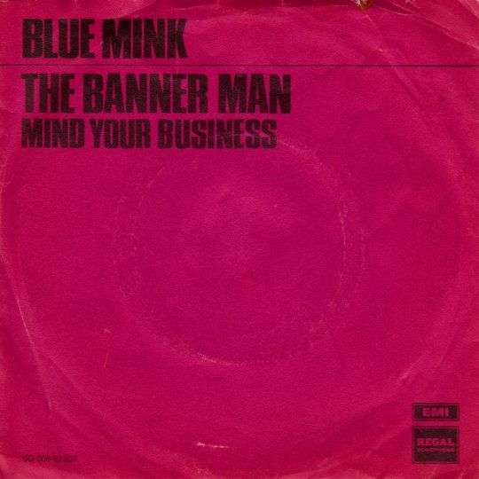 Coverafbeelding The Banner Man - Blue Mink