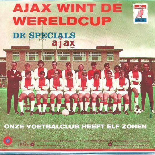 Coverafbeelding Ajax Wint De Wereldcup - De Specials ((Nld))