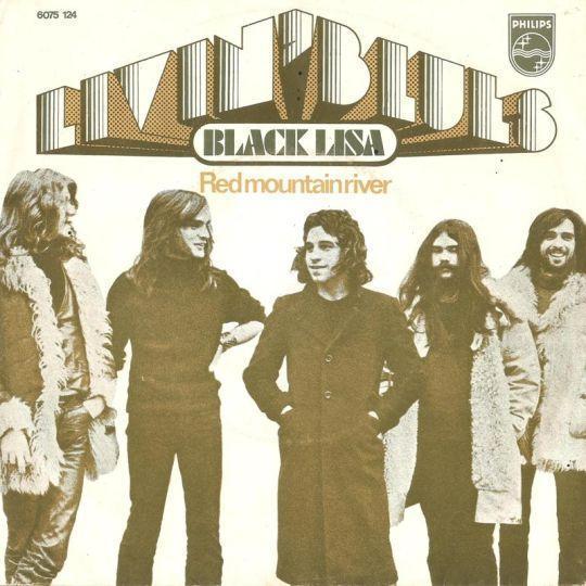 Coverafbeelding Black Lisa - Livin' Blues