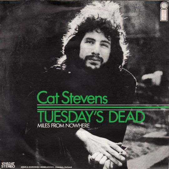 Coverafbeelding Tuesday's Dead - Cat Stevens