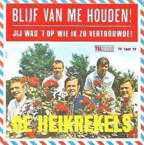 Coverafbeelding Blijf Van Me Houden! - De Heikrekels