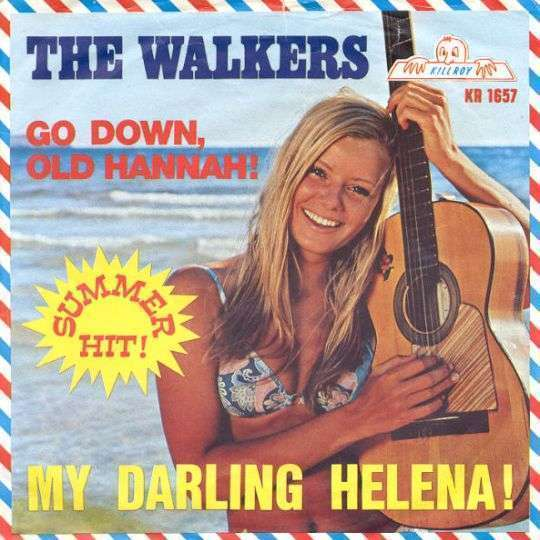 Coverafbeelding My Darling Helena! - The Walkers