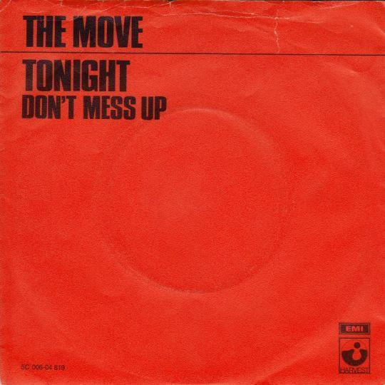 Coverafbeelding Tonight - The Move