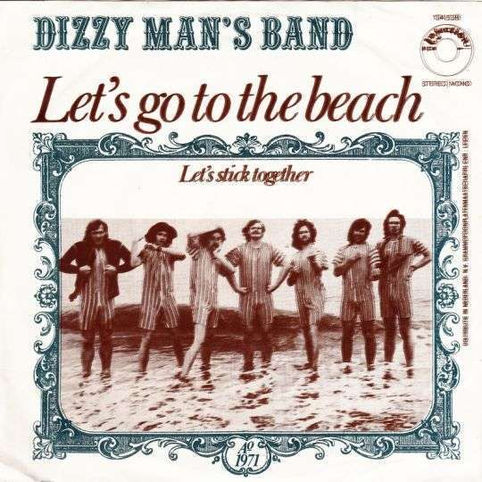 Coverafbeelding Let's Go To The Beach - Dizzy Man's Band