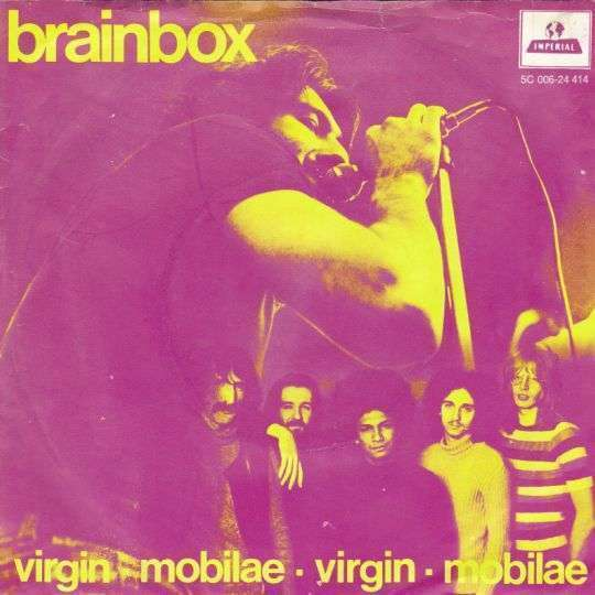 Coverafbeelding Virgin - Brainbox
