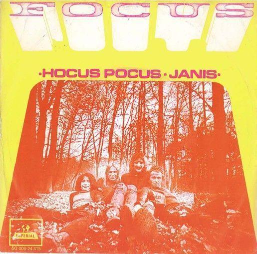 Coverafbeelding Hocus Pocus - Focus