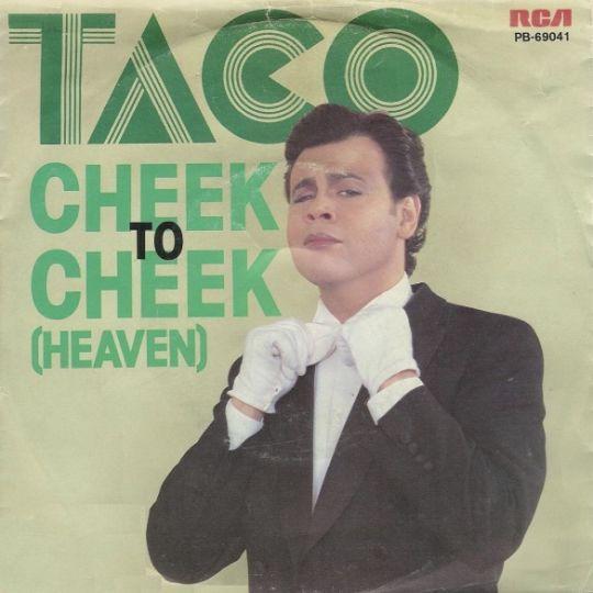 Coverafbeelding Cheek To Cheek (Heaven) - Taco