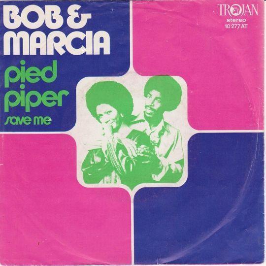 Coverafbeelding Pied Piper - Bob & Marcia