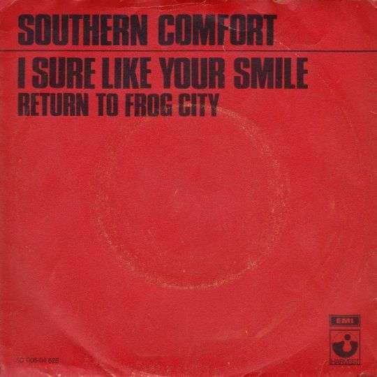 Coverafbeelding I Sure Like Your Smile - Southern Comfort