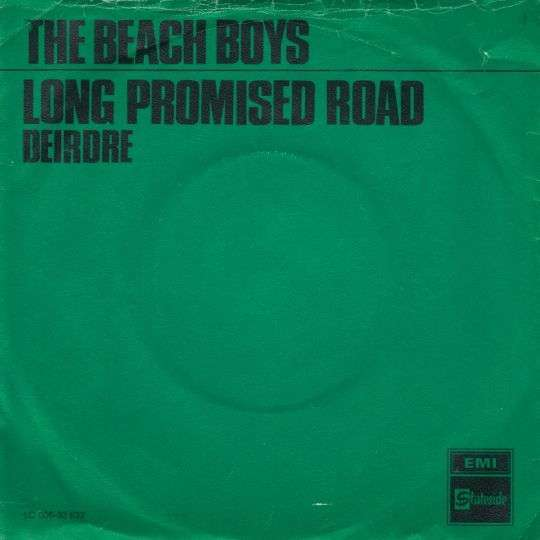 Coverafbeelding Long Promised Road - The Beach Boys