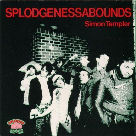 Coverafbeelding Splodgenessabounds - Simon Templer
