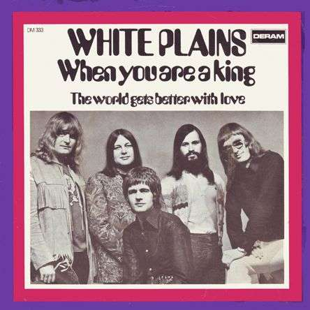 Coverafbeelding White Plains - When You Are A King