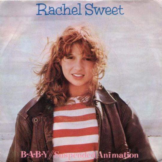 Coverafbeelding Rachel Sweet - B-A-B-Y