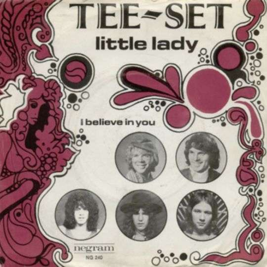 Coverafbeelding Little Lady - Tee-Set