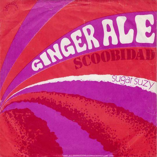 Coverafbeelding Ginger Ale - Scoobidad