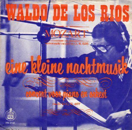 Coverafbeelding Waldo De Los Rios - Eine Kleine Nachtmusik