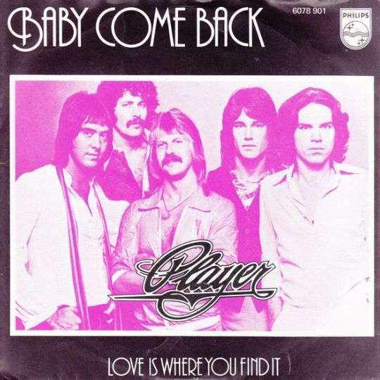 Coverafbeelding Player - Baby Come Back