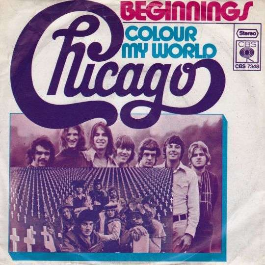 Coverafbeelding Beginnings - Chicago