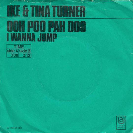 Coverafbeelding Ooh Poo Pah Doo - Ike & Tina Turner