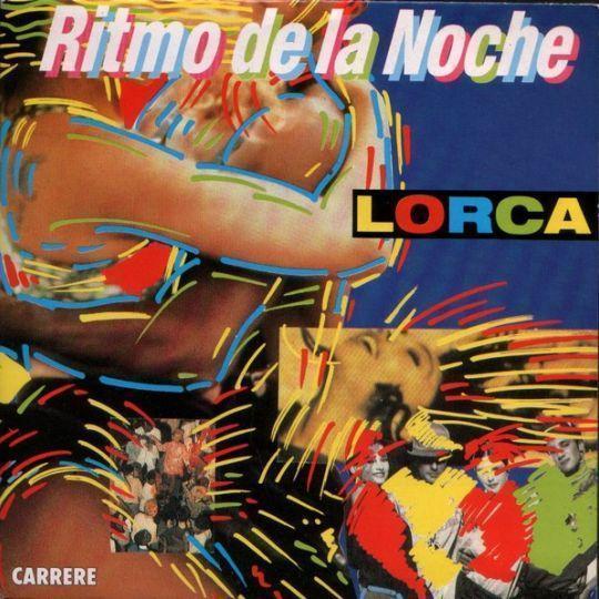 Coverafbeelding Lorca - Ritmo De La Noche